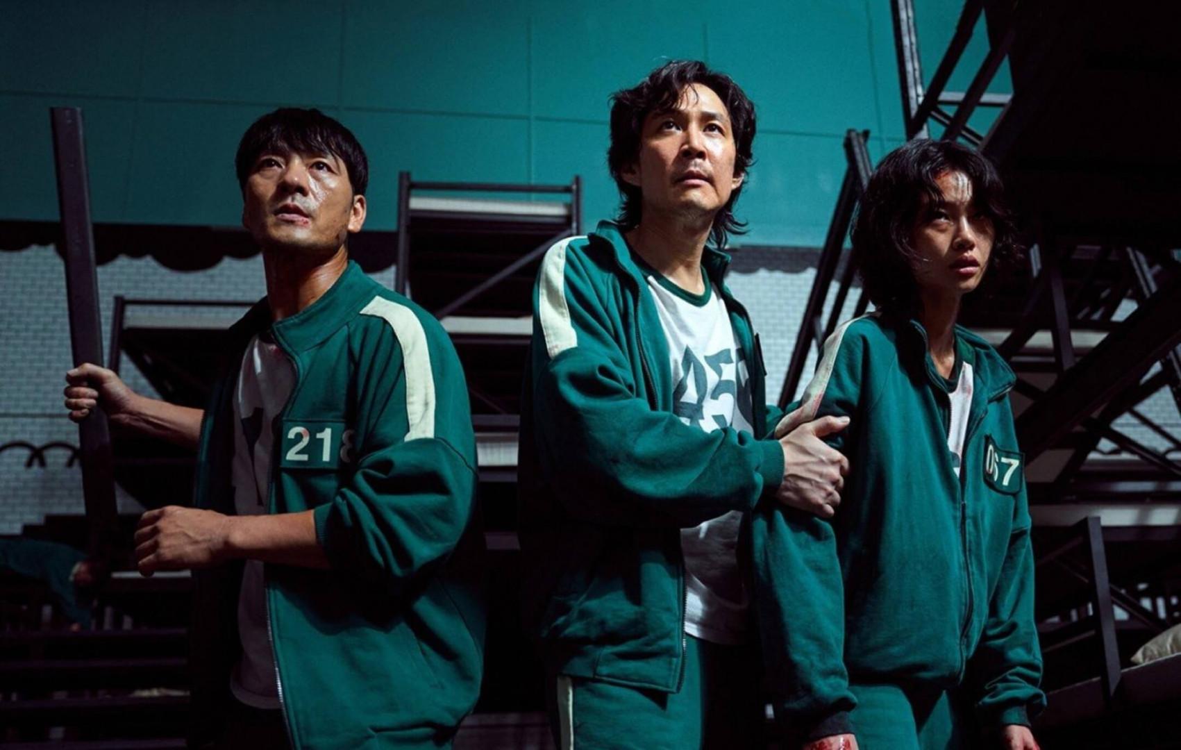 【觀點】何撒娜/《魷魚遊戲》:綠色運動服下的極權凝視,與失控的鄉愁