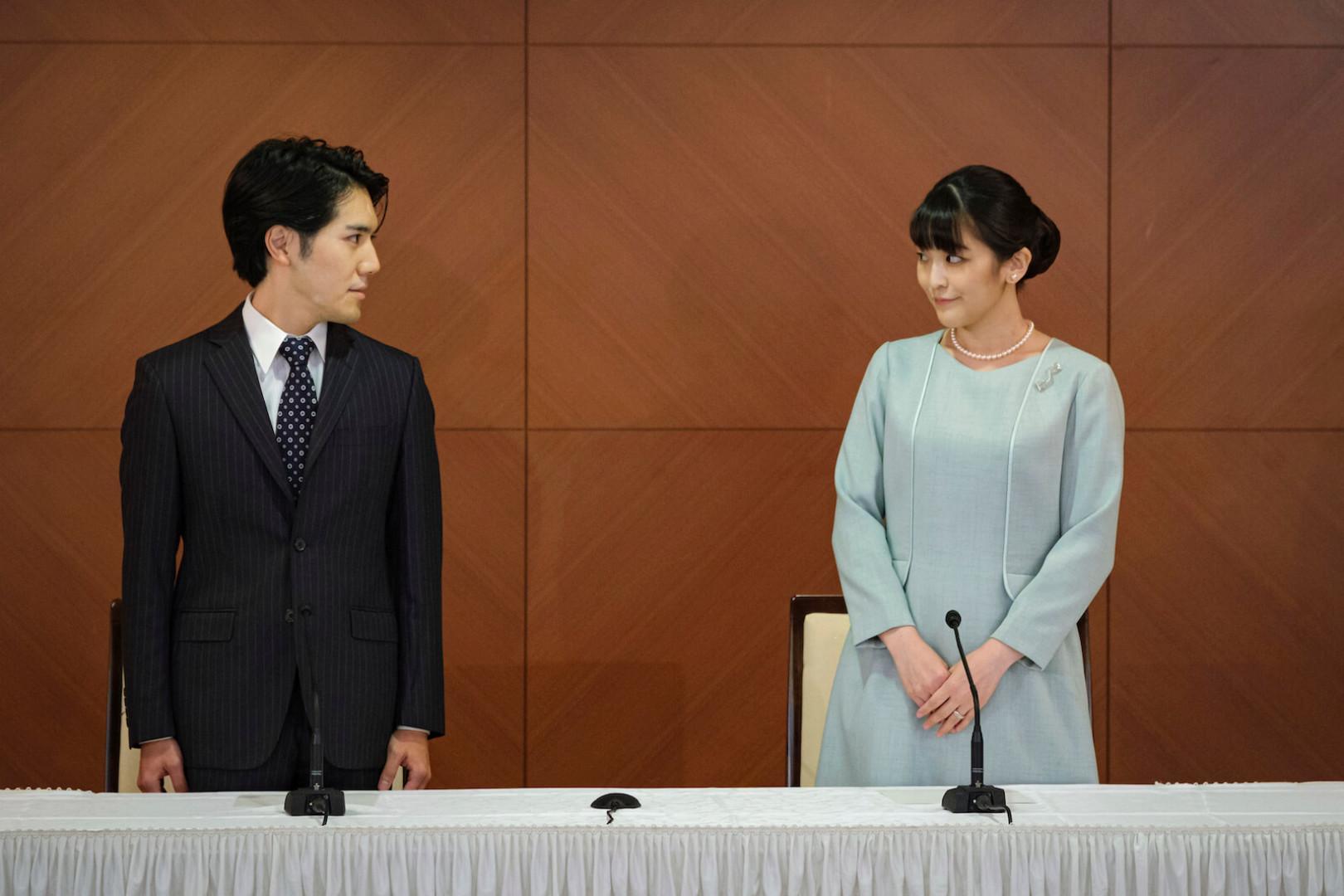 真子公主婚後成平民 日本皇室的生存危機/內有皇室家族圖