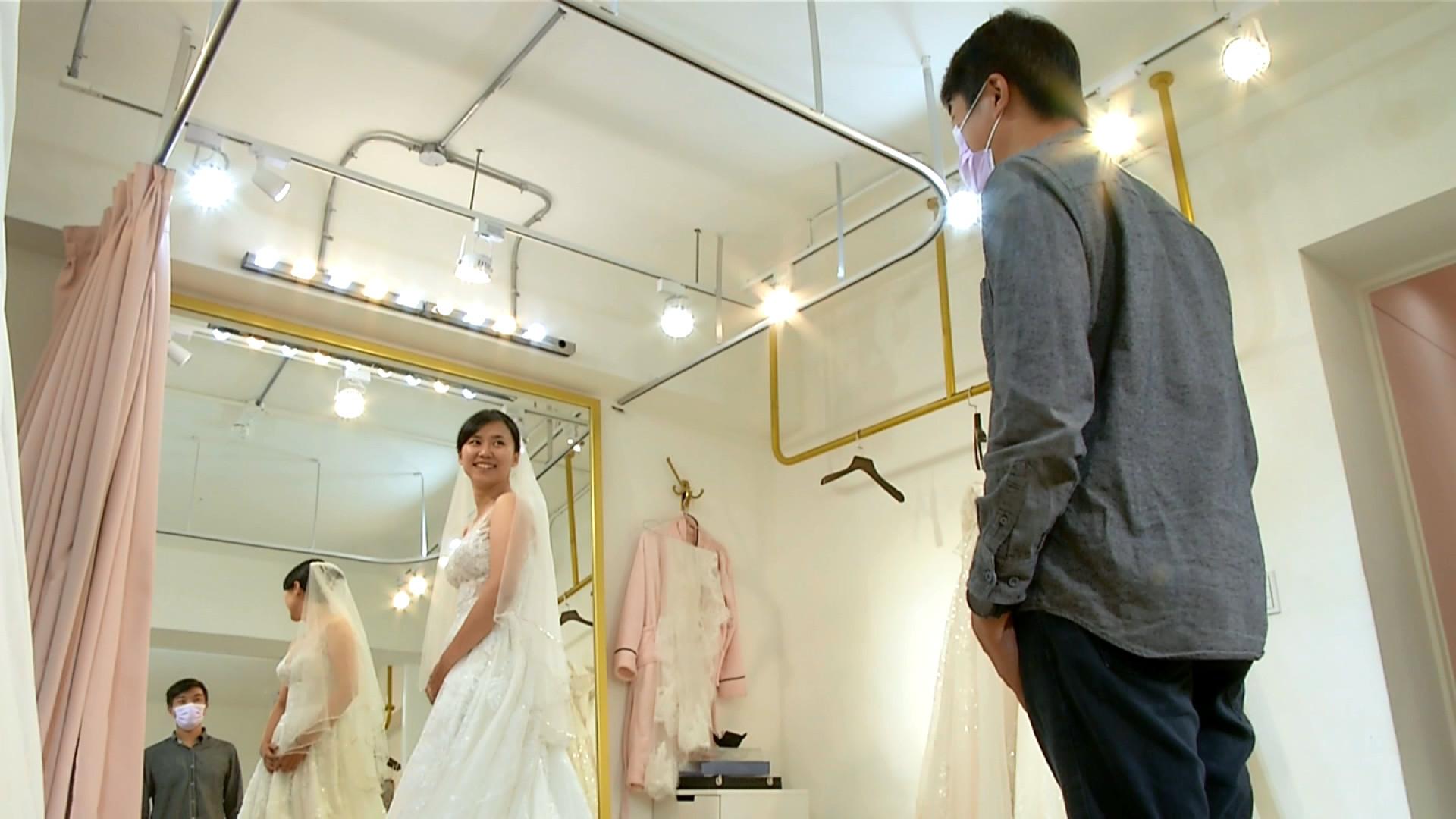 疫情趨緩「補辦婚宴潮」湧現 婚禮市場漸復甦
